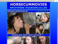 horse cum movies
